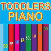 Piano And Notes For Toddlers